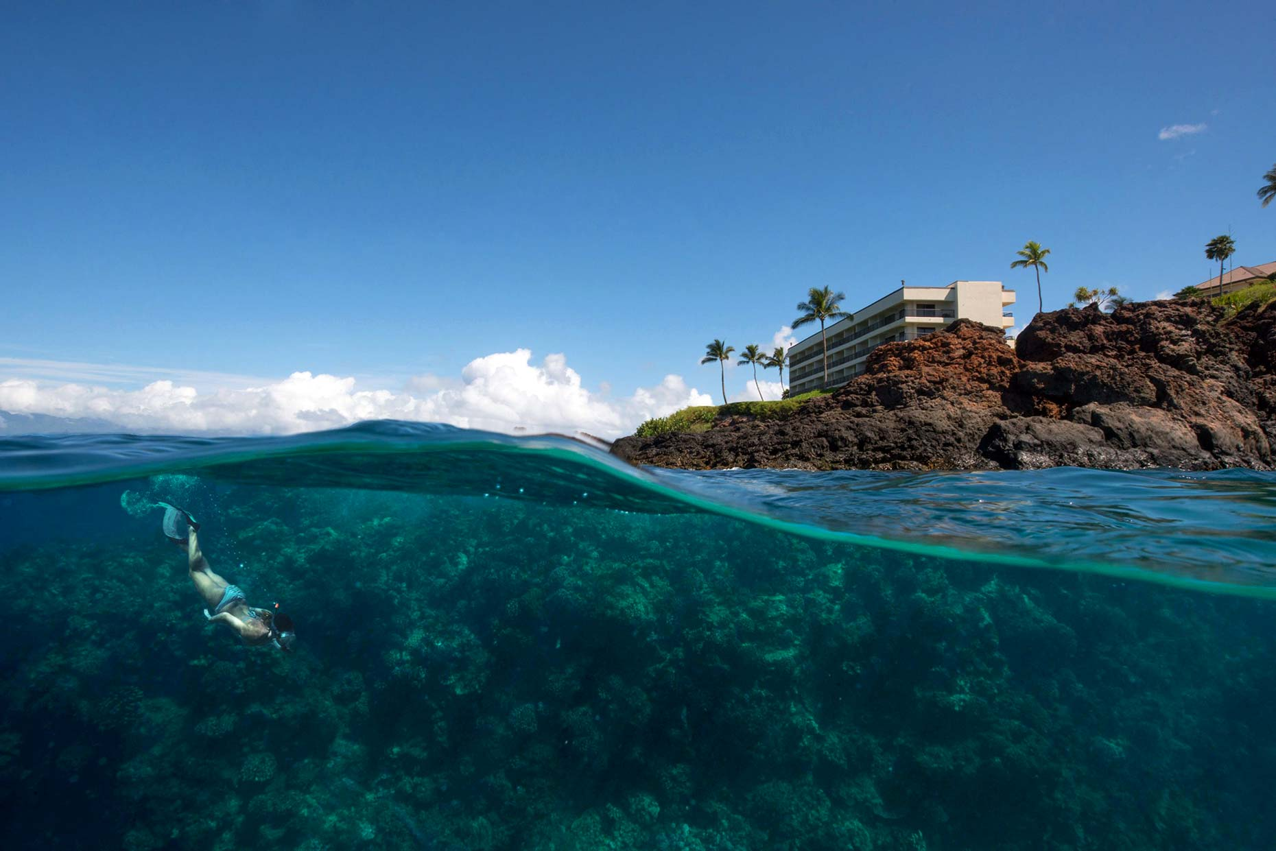 Ian-Coble-Beach-Lifestyle-Resort-Hawaii-Maui-Underwater-Snorkeling-2