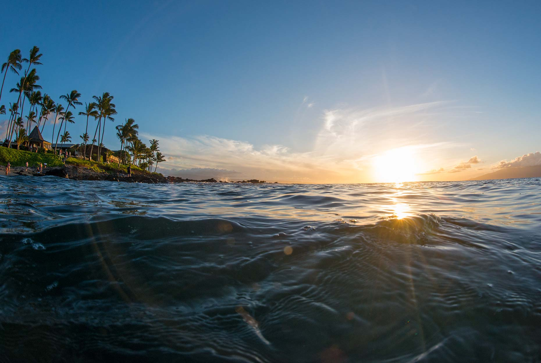 Ian-Coble-Sunset-Scenic-Ocean-Beach-Hawaii-Maui