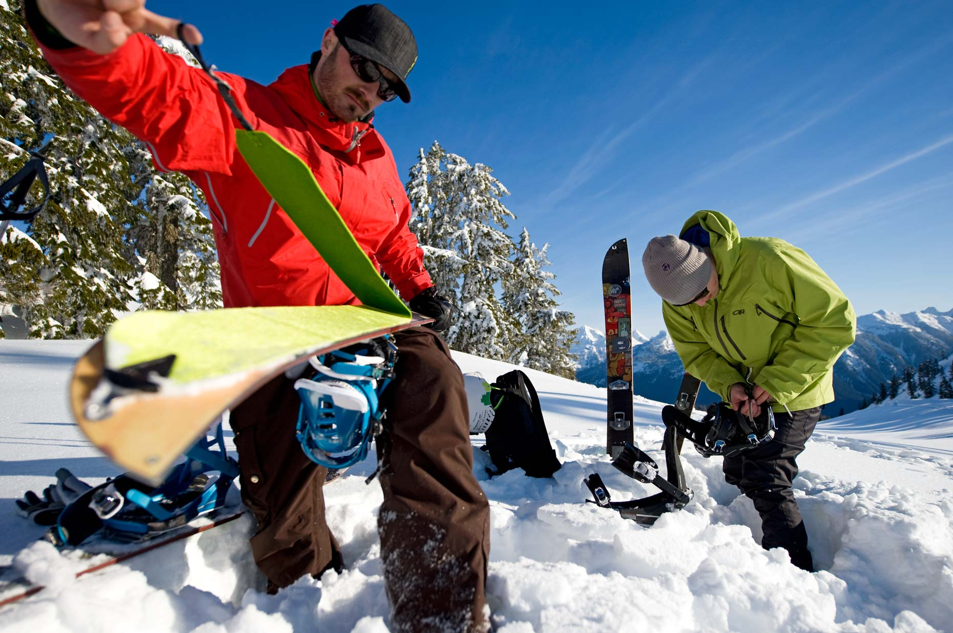 Ian-Coble-K2-Snowboards-Spli-Board-Skins-Backcountry